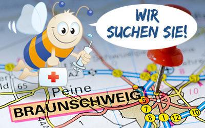 Patientenmanager/in in der Region Braunschweig gesucht