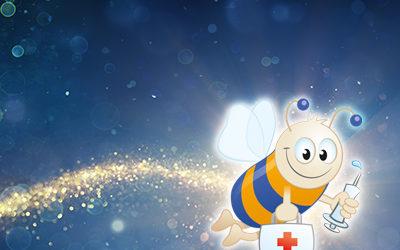 Frohes neues Jahr von CC careaktiv