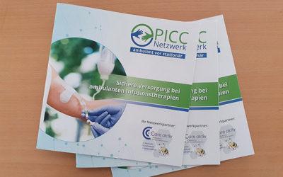PICC-Broschüre ab sofort bei uns erhältlich
